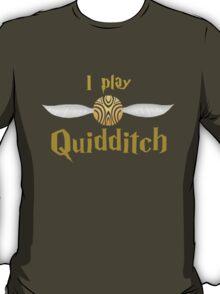 Quidditch Player T-Shirt