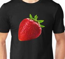 Giant Strawberry Unisex T-Shirt