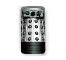 Doctor Who Inspired: Dalek Iphone case - White Samsung Galaxy Case/Skin