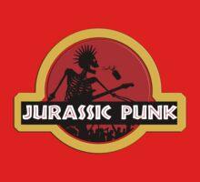 Jurassic Punk Kids Tee