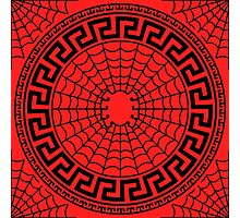 Spiderman Meander Photographic Print