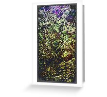 Abstract 72214a Greeting Card