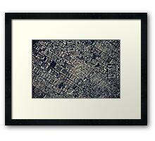 Atlas 5 Framed Print
