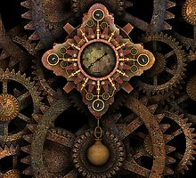From the Church of Steampunk by Steve Crompton