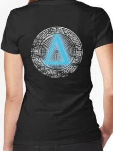 Daedalus Women's Fitted V-Neck T-Shirt