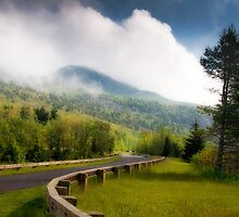 Blue Ridge Parkway by Jane Best