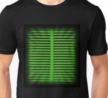 Green Louver Zoom Unisex T-Shirt