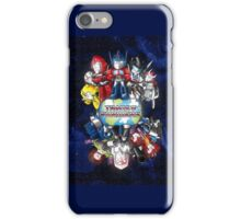 World of Formers iPhone Case/Skin