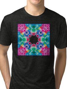 Tamage Strisk Tri-blend T-Shirt