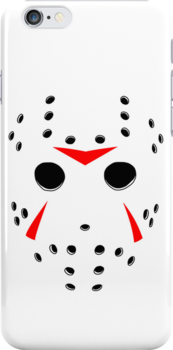Hockey Mask by Dennis Culver