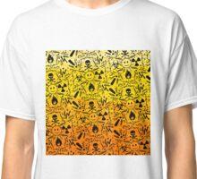 Hazardous Life (Wasteland Pattern) Classic T-Shirt