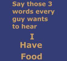 food by Phaz3r