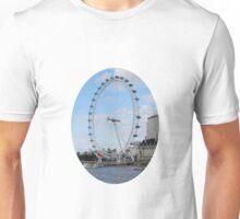 London - Eye in Britain Unisex T-Shirt