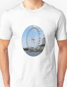 London - Eye in Britain T-Shirt