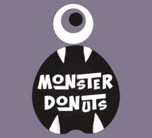 Monster Donut Kids Clothes