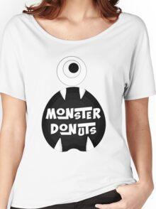 Monster Donut Women's Relaxed Fit T-Shirt