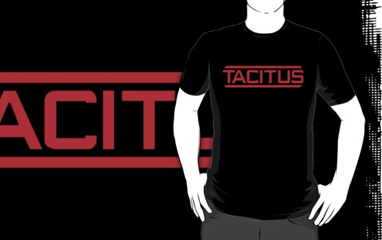 Tacitus red Logo - Call of Duty Black Ops 2 by boozter