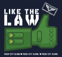 LIKE THE LAW by David Shires