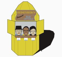 Breaking Bad in the Banana Stand by printskeep