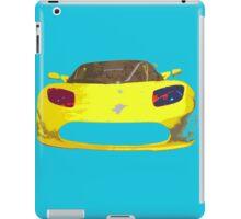 Tesla Pop Art iPad Case/Skin