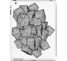 Cube Type of Life iPad Case/Skin