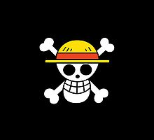 One Piece Strawhat Pirate's flag by SEANofWAR