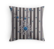 Shining In Our Eyes Throw Pillow