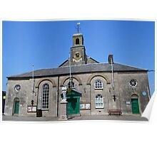 Cowbridge Town Hall Poster