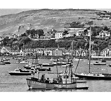 Conway Bay - B&W Photographic Print