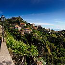Savoca, Sicily by Simon Bowen