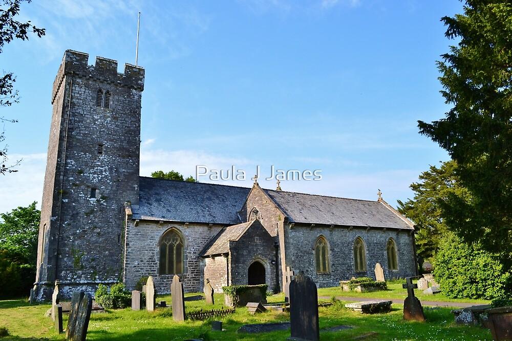 St Nicholas Parish Church, Vale of Glamorgan by Paula J James