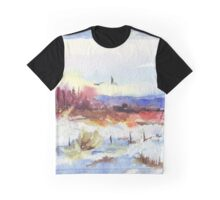 Unusual Winter in South Africa Graphic T-Shirt
