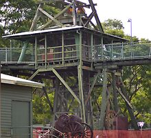 Gympie's Old Gold Mine by TheaShutterbug