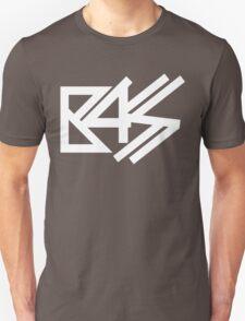 BASS (white)  Unisex T-Shirt