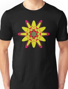 Starburst Shape 5 Unisex T-Shirt