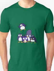 Penguin Parade Unisex T-Shirt
