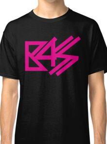 BASS (pink)  Classic T-Shirt