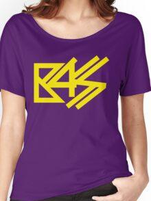 BASS (yellow) Women's Relaxed Fit T-Shirt