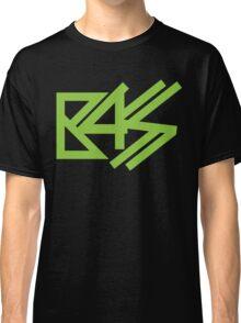 BASS (neon green)  Classic T-Shirt