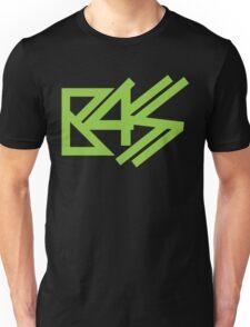 BASS (neon green)  Unisex T-Shirt