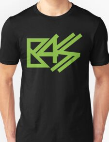 BASS (neon green)  T-Shirt