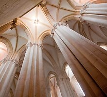 Mosteiro de Alcobaça . the nave by terezadelpilar~ art & architecture