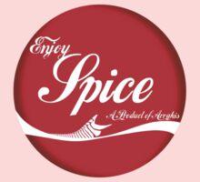 Spice (button/sticker) Kids Tee
