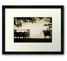 East Devon Rural ... 61 Framed Print