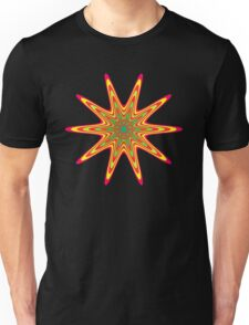 Starburst Shape 1 Unisex T-Shirt