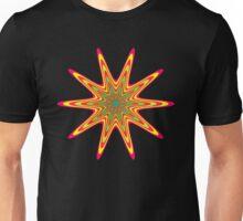 Starburst Shape 1 Unisex T-Shirt