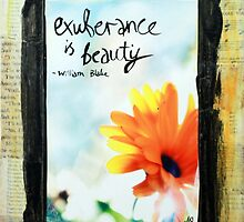 Exuberance is beauty by DanielleQ