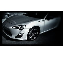 My FRs pic Black and White Photographic Print