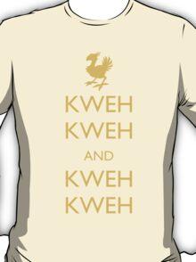Keep Calm Chocobo T-Shirt
