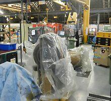 Factory Plastics by Brendan Huddy by Access Arts Camera Wonderers